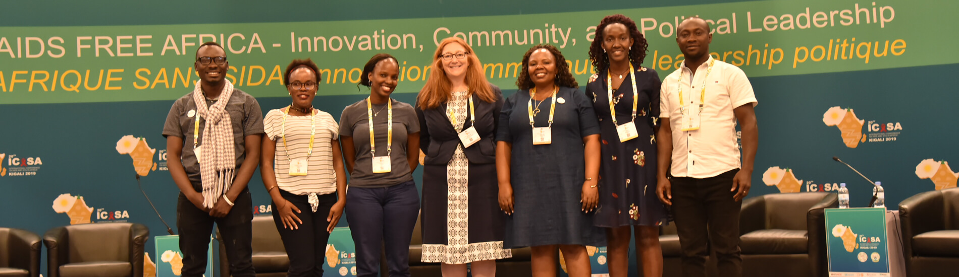 IDI-Makerere , DOlPHin 2 participation in the 20th International Conference on AIDS & STIs in Africa, Kigali, Rwanda