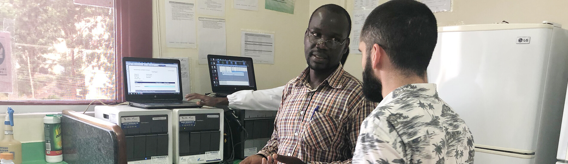 Scottish clinical and scientific experts are spearheading a campaign to bust myths and combat misinformation in the battle against Covid-19 in Uganda.