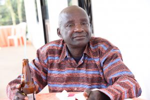 Collins Canudwoga is a resident of Zombo district and leader of the Zombo District People Living with HIV/AIDS Network Forum a community-based organization (CBO) that has set out to create awareness on HIV/AIDS